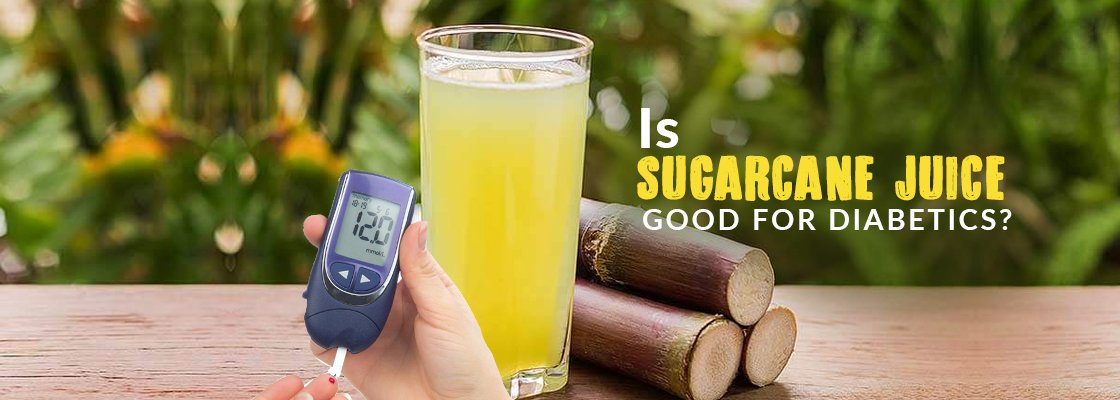 Is pure sugarcane juice good for diabetics