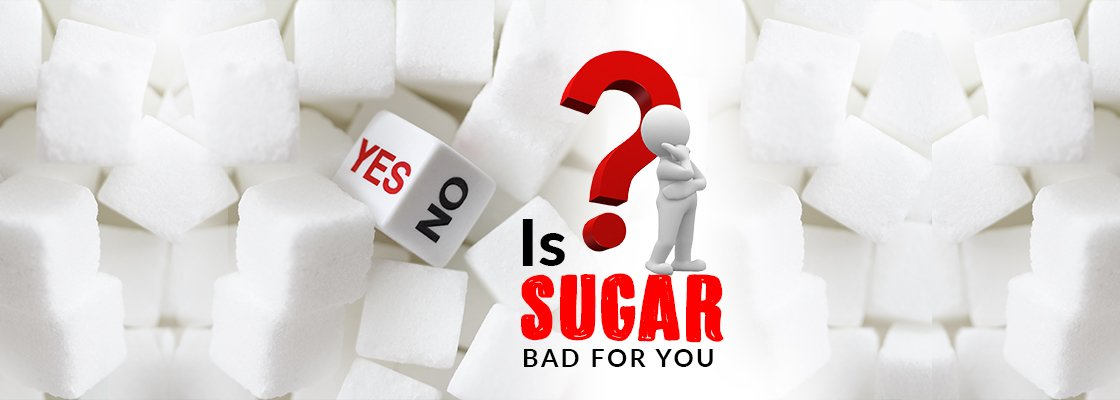 Is sugar bad for you?<br> What other forms of natural sweeteners can you replace it with